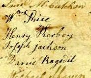 James Ray Signature