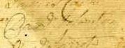Dan'l JohnstonIsaac Johnson Signature