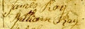 James Ray Signature