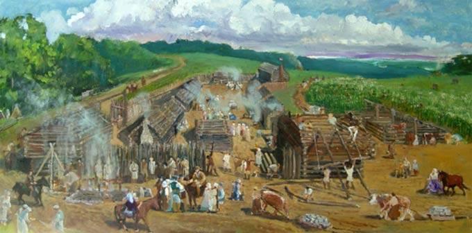 Cumberland Pioneer Settlers
