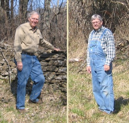 Bill Puryear & Jack Masters