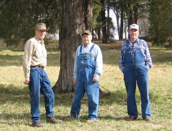 Bill Puryear, Jack Masters & Doug Drake