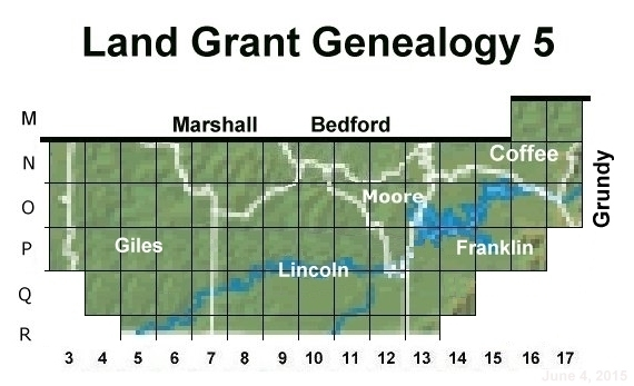 Land Grant Genealogy